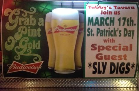 03-17-14 Tubby's Tavern
